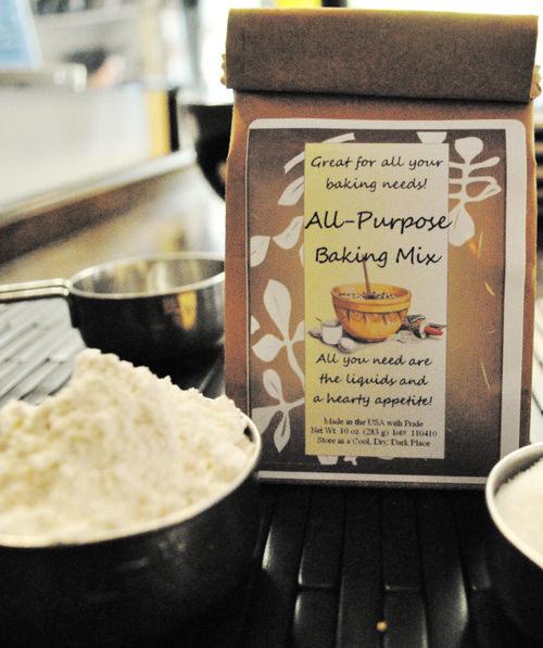 All purpose baking mix