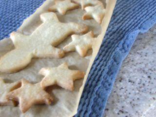 creative christmas cookies, gluten free