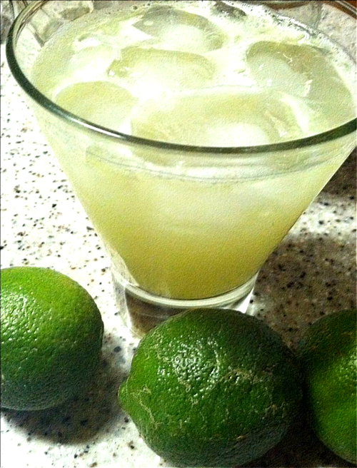 There is nothing like a Vodka Gimlet