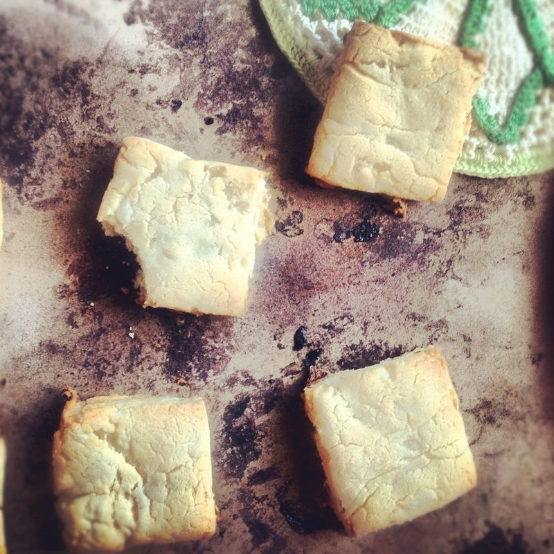 French Fridays: St Germain Du Pres Onion Biscuits