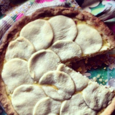 Gluten free easter pie