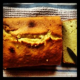 Lemon Loaf Cake, Baking with Julia