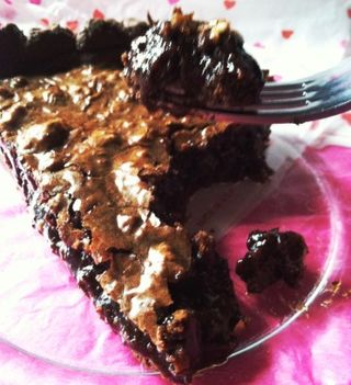 CHOCOLATE TRUFFLE TART4