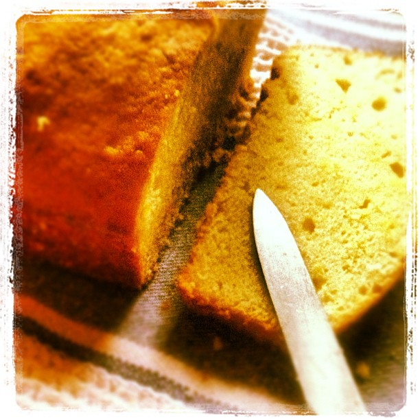wintwe squash cake