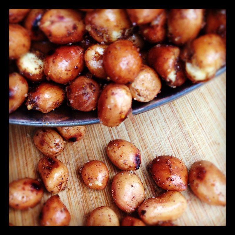 Vindaloo Peanuts