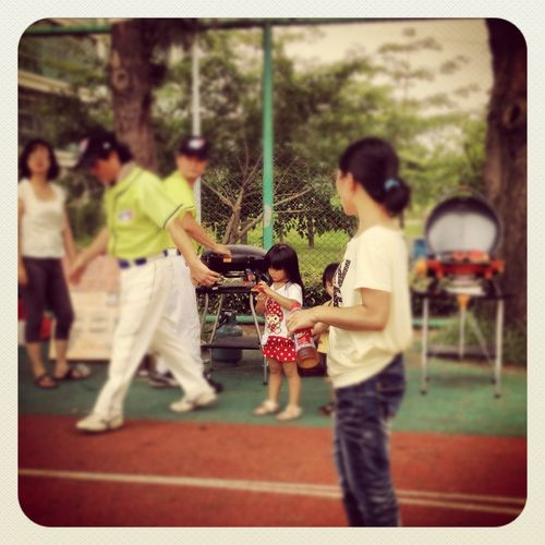 Baseball in China