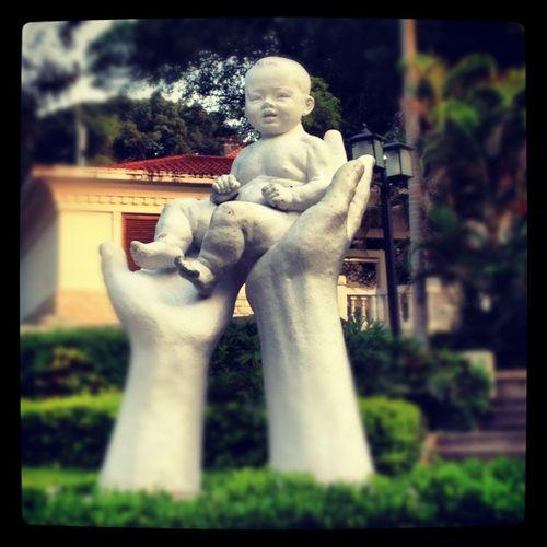 Sculptures, Gulangyu, Xiamen, PRC