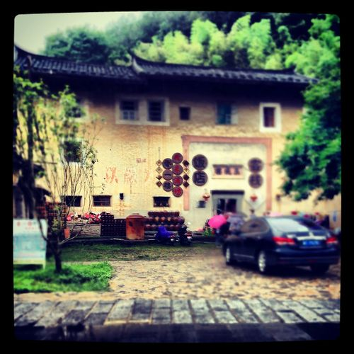 Tulou and the Haaka - A Brewery