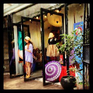 Gulangyu - shops