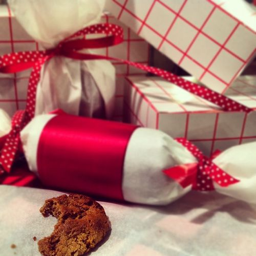gluten free gingersnaps make great gifts