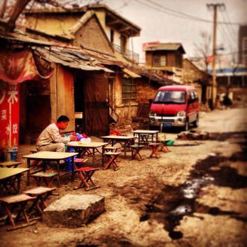 The path of progress in Jinan