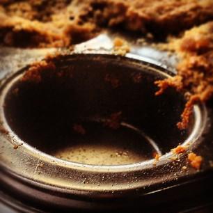 TWD:  Buttermilk Crumb Muffins, gluten free
