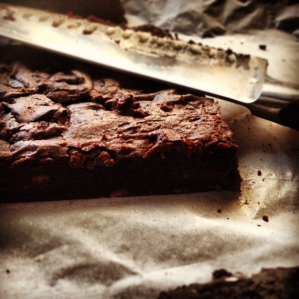 Baking with Julia, Best-Ever Brownies