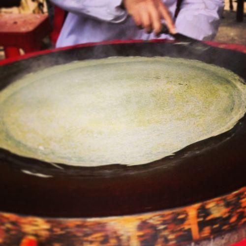 Tai'an Millet Crepe
