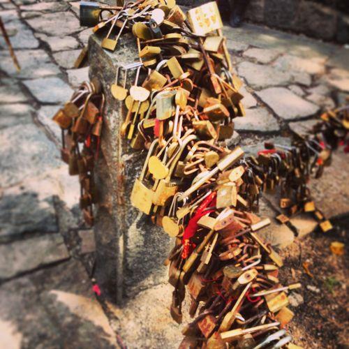 rememberances on Mt Tai