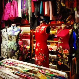 Shanghai South Bund Soft-Spinning Material Market