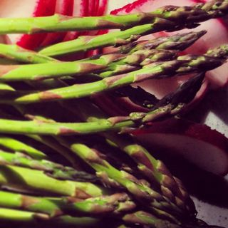 Heart Healthy Asparagus Salad