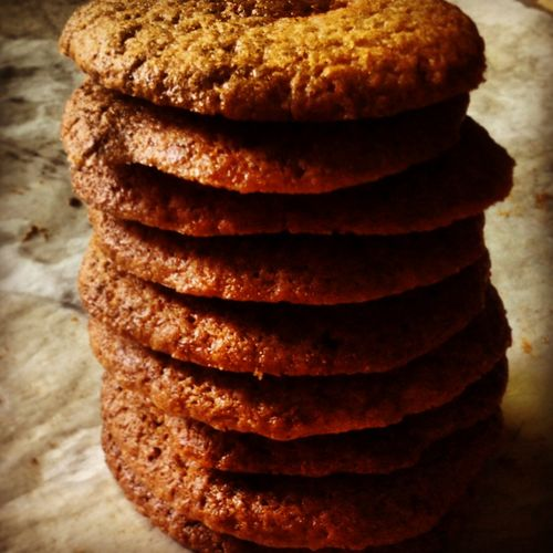 Fusion Spice Cookies