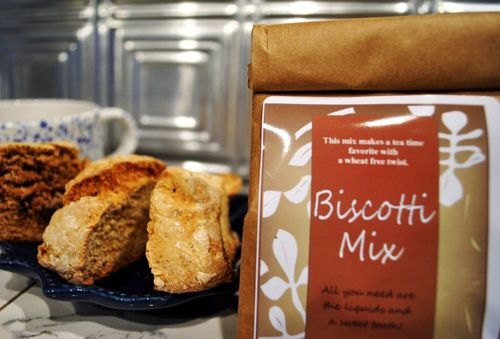 Basic biscotti