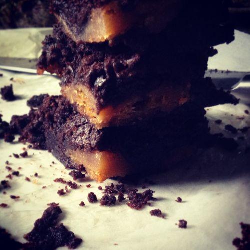 Pumpkin Brownies, a simple recipe for a seasonal sensation