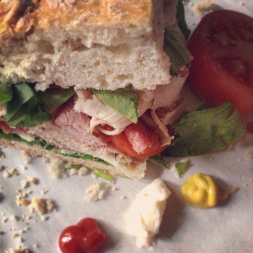 Tailgate Club Sandwich