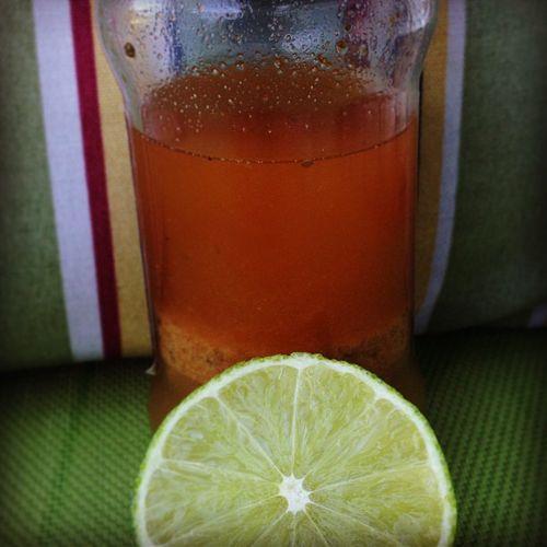 easy lime vinaigrette
