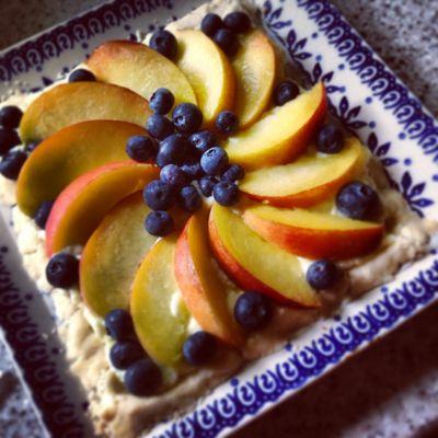 TWD: Baked Yogurt Tart