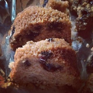 Blueberry Orange Coffee Cake