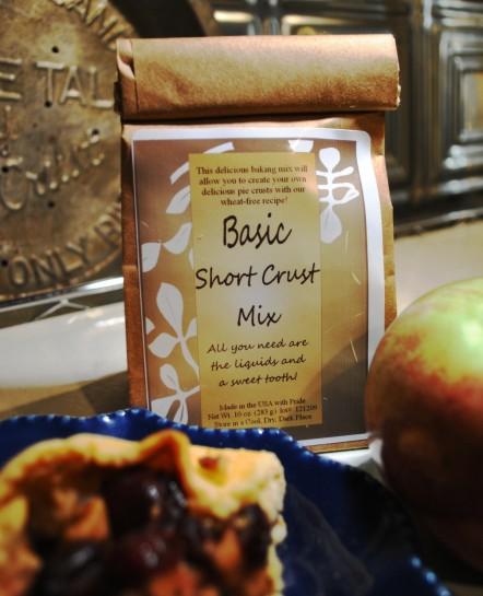 Short crust