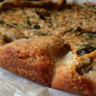 Galette Dough, gluten free