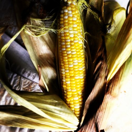 Ffwd: Boulevard Raspail Corn on the Cob, so easy