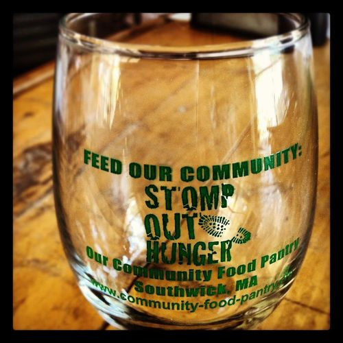Stomp Out Hunger with Wine