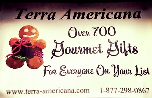 Terra Americana - Small Business Saturday