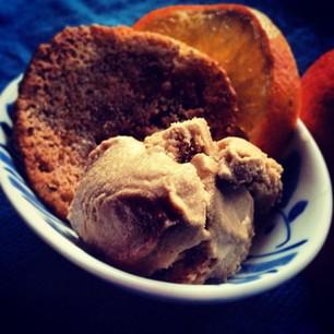Ffwd: Almond-Orange Tuiles