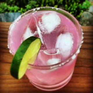 Pink Lemonade Margarita, for my Mum