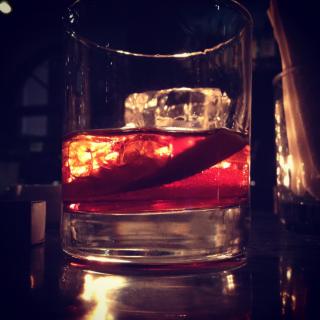 Campari, Gin, Vermouth - Negroni